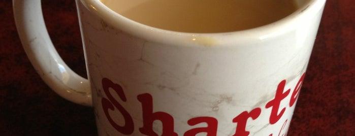 Shartel Cafe is one of OKC Breakfast/Brunch Spots.