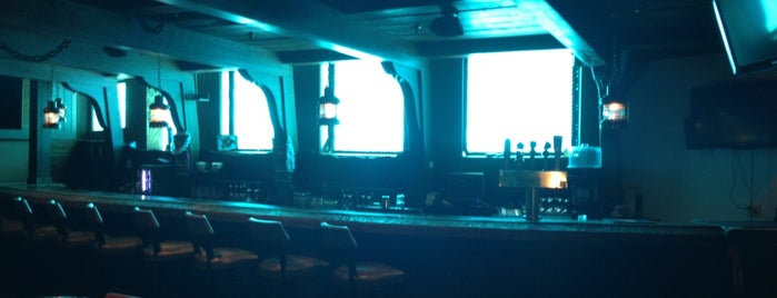 The Wreck Bar is one of FLL/PBI Scene.