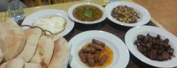 Taghmees is one of Breakfast list.