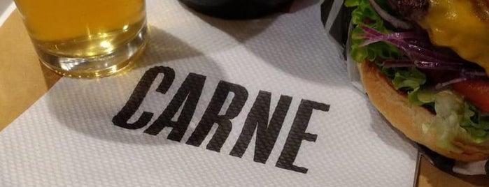 Carne is one of Buenos Aires.
