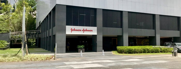 Johnson & Johnson is one of Posti salvati di Larissa.