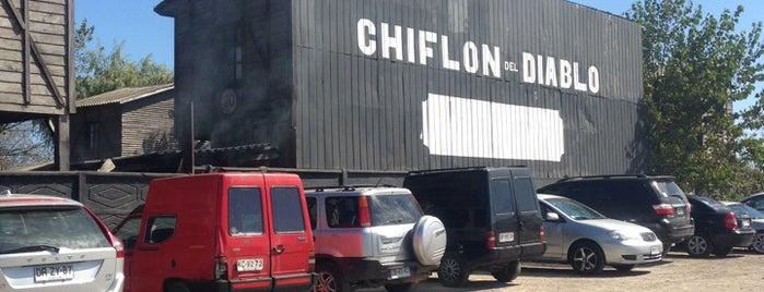 Chiflón del Diablo is one of Posti che sono piaciuti a Betty.