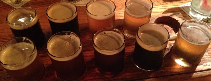 Grizzly Peak Brewing Co. is one of Michigan's Adventure.