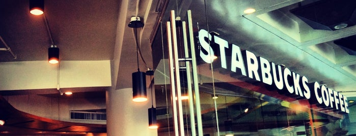 Starbucks is one of Jerome 님이 좋아한 장소.