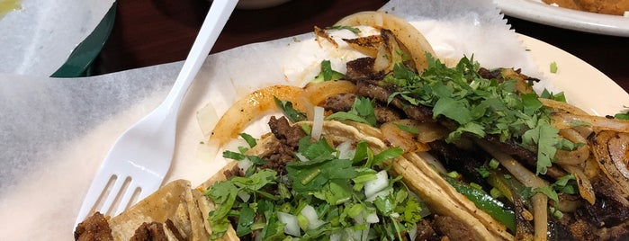 Primo Chuki's Taqueria is one of Every Taco in Chicago.