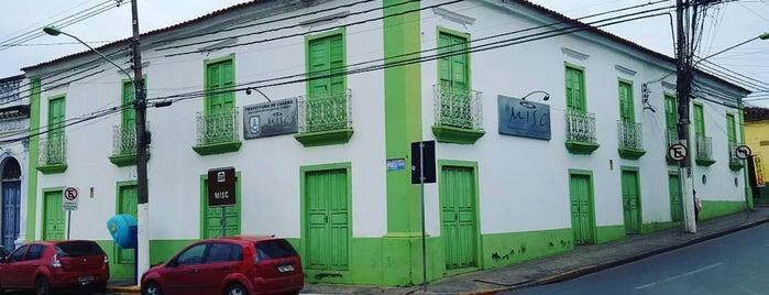 MISC - Museu de Imagem e do Som de Cuiabá is one of Cuiaba MT.