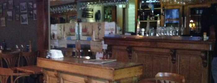 La Tartine is one of Les bars de Steph G..