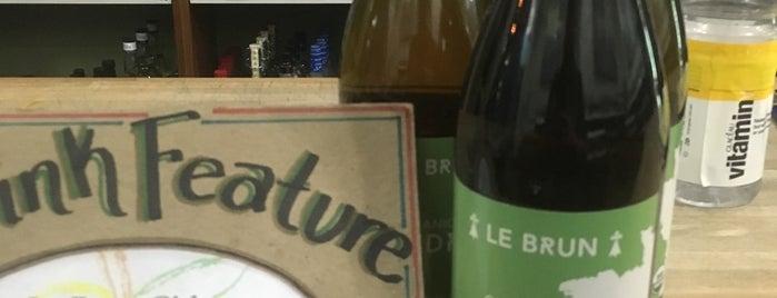 Big Tree Bottles is one of Warren'in Kaydettiği Mekanlar.