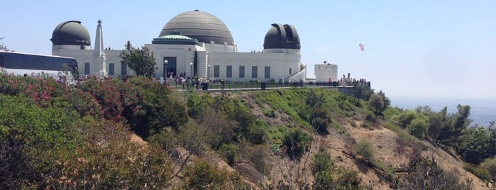 Griffith Observatory is one of US Landmarks.