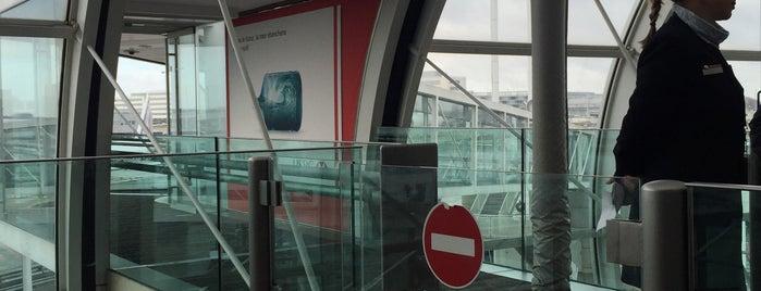 Aéroport Paris-Charles de Gaulle (CDG) is one of Lieux qui ont plu à Alan.