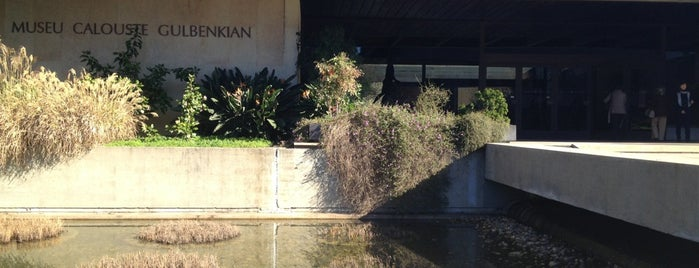 Museu Calouste Gulbenkian is one of Lisabon.