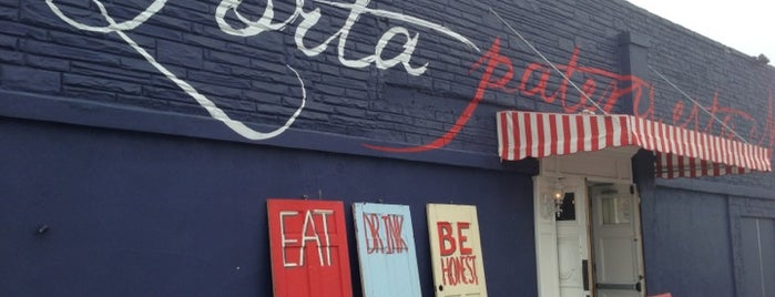 Porta Pizzeria is one of Asbury Park.