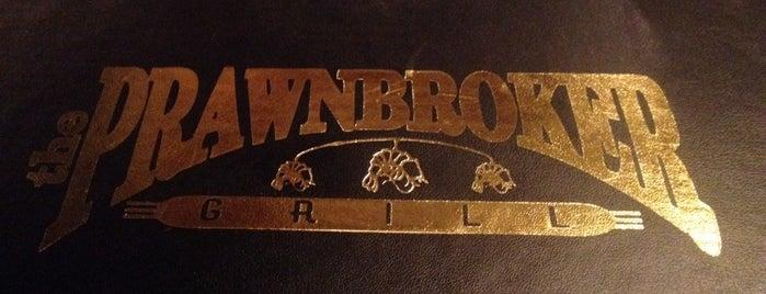 The Prawnbroker Grill is one of Locais curtidos por Virginia.