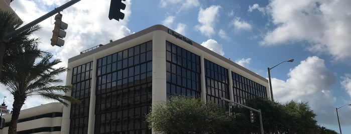 Baptist Health South Florida - Corporate Offices is one of Lugares guardados de Lisa.