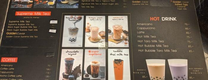Mr.Shake Beyond is one of BKK_Tea/ Chocolate/ Juice Bar.