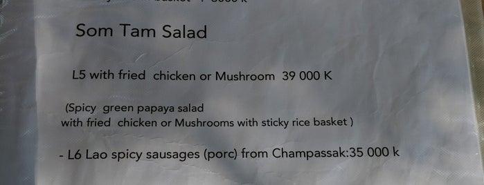 Nakorn Café Guest House & Restaurant is one of Laos.