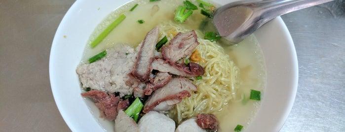 บะหมี่หางหมู is one of ราชบุรี.