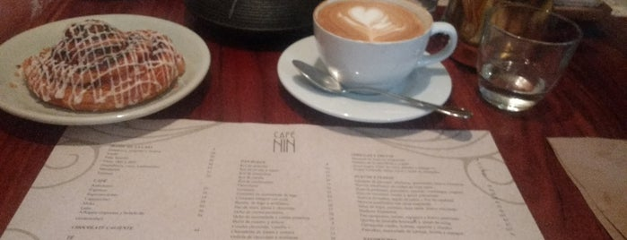 Cafe Nin is one of 2visit.