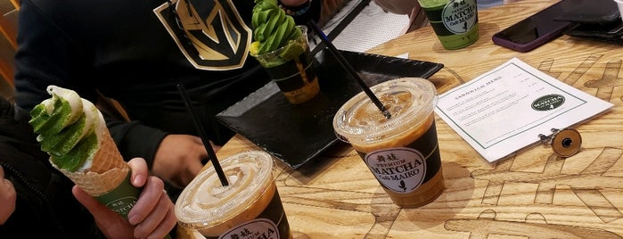 Premium Matcha Cafe Maiko is one of Lieux sauvegardés par Celinka.
