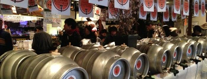 Beer Club Popeye is one of Cool Tokyo Bars.