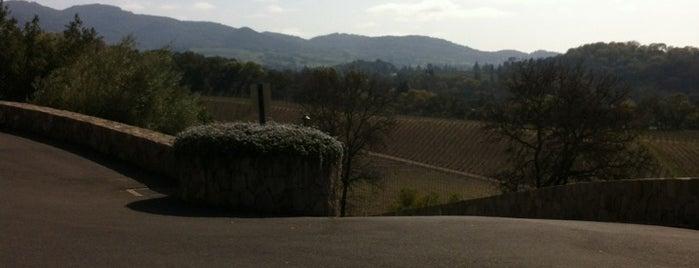 Palmaz Vineyards is one of Wine Trip.