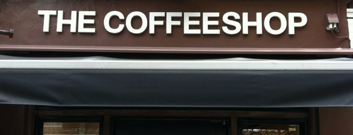 THE COFFEESHOP is one of To drink Japan.