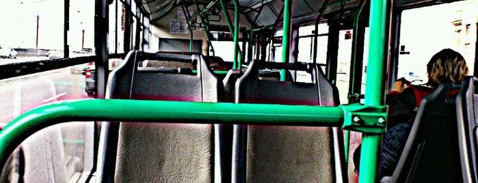 Автобус № 46 is one of Lugares favoritos de Stanislav.