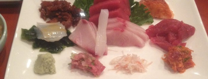 Sushi Gen is one of LA Recommendations.