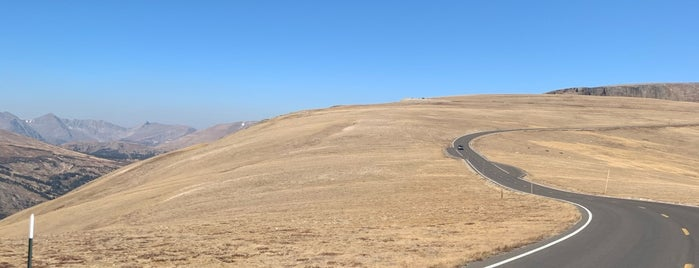Trail Ridge Road is one of Boulder, CO.