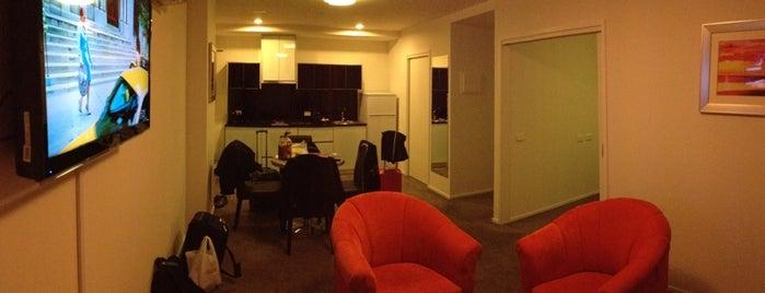 Pegasus Apartment Hotel is one of Ameera 님이 좋아한 장소.