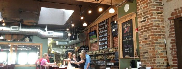 Mudhook Brewing Co. is one of Restaurant Week York 2013.