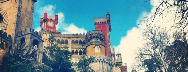 Palácio da Pena is one of Hopefully, I'll visit these places one day....