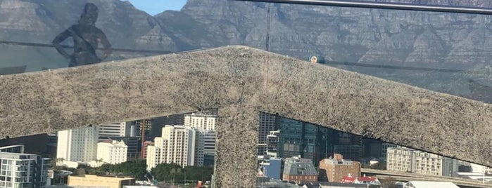 The Silo Rooftop is one of ATW - South Africa.