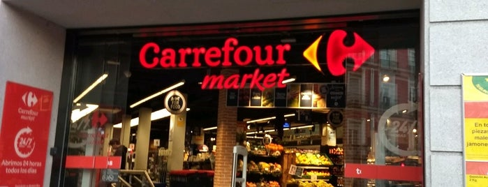 Carrefour Market is one of MADRID.
