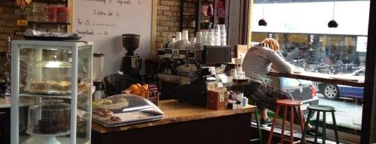 Kaffebar is one of Valbys Finest.