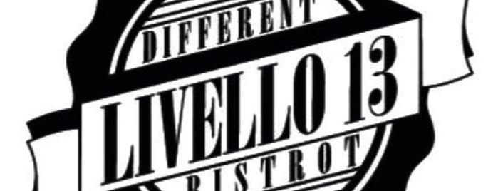 Livello 13 is one of Particolare.