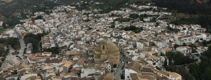 Montefrio is one of SPAİN 2.