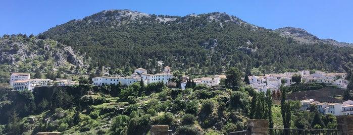 Grazalema is one of Lieux qui ont plu à Jacques.