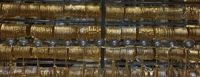 Gold Souk is one of The Dog's Bollocks' Dubai.
