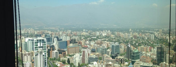 Bechtel is one of Business in Santiago.