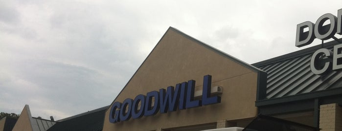 Goodwill is one of -Douglasville Sourcing-.