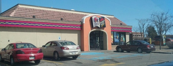 Taco Bell is one of Lugares favoritos de Danny.