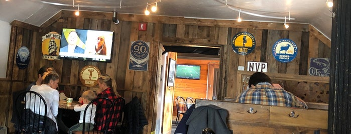 The Canteen is one of Do: Breckenridge ☑️.