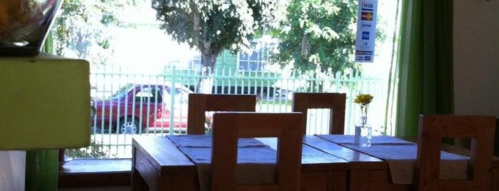 Jardin Secreto Cafe Boitique is one of Lieux sauvegardés par Karen.