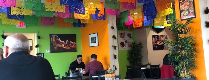 Cielito Lindo Mexican Gastronomy is one of NorCal.