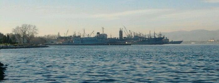 Deniz Kuvvetleri Donanma Komutanlığı Gölcük Ana Üssü is one of Tempat yang Disukai H.