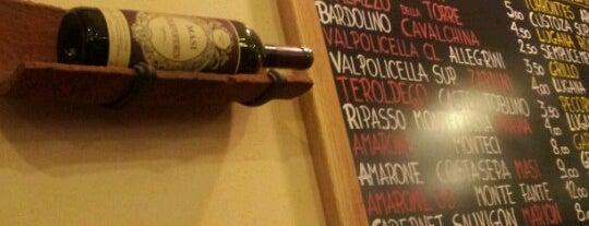 Affi Wine Bar is one of mangiato e bevuto bene.