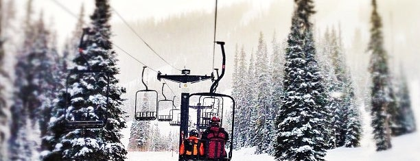 Mary Jane Ski Area is one of Stevenson Favorite Skiing Mountains.