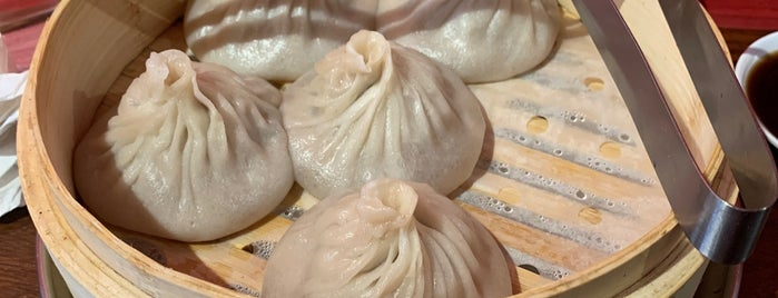 Drunken Dumpling is one of New Spots NYC.