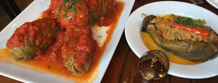 Bodrum Mediterranean Restaurant is one of สถานที่ที่ Zlata ถูกใจ.